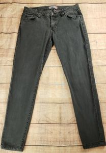 Cabi Super Skinny Charcoal Jeans
